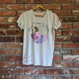 """""""Once Upon a Time"""" Unbranded Disney Graphic Tee"""